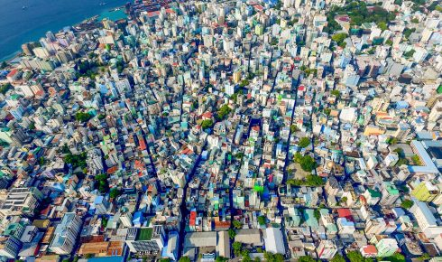 Malé - Photo by Ishan seefromthesky 1 on Unsplash