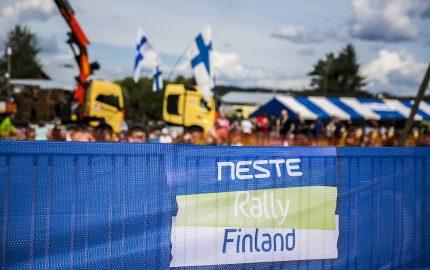 Reittimuutos Jyväskylässä Neste Rallien vuoksi