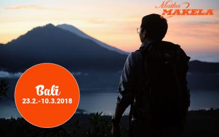 Agung-vuoren purkautuminen Balilla