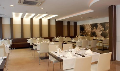 Hotelli Victoria - Ravintola