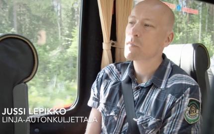 Video: Kuljettajan kehitysehdotus