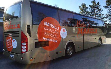 Uusi vuoro alkaa reitillä Seinäjoki-Alavus-Virrat-Jyväskylä!